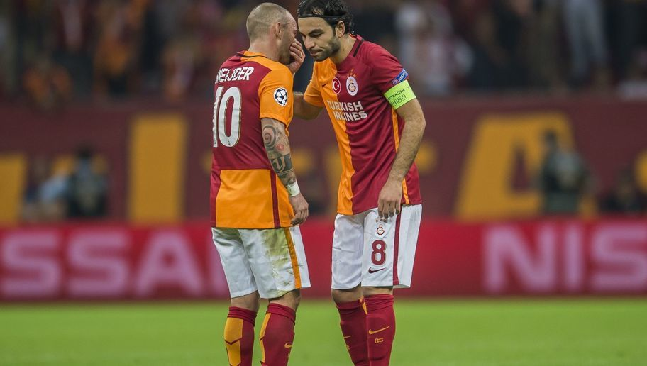 Sneijder Ve Sel�uk Derbiye Yeti�iyor Mu?